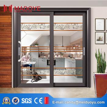 Customized Soundproof Interior Sliding Door Malaysia Price