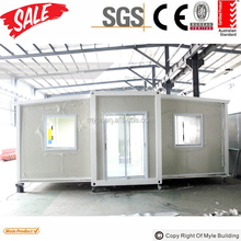 3 in 1 folding container house in Australia and New Zealand
