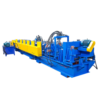 Z Shape steel purline forming machine for building materials