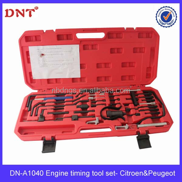 High quality engine timing tool set -CITROEN&PEUGEOT/professional engine tools for car repair