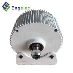 400W PMG/PMA AC 3 phase 12/24v wind/hydro use low rpm permanent magnet generator alternator 3kw