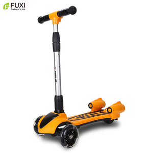 Amazing scooter/toys for children/lighting wheels scooter