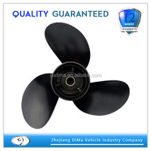 aluminium propeller for outboard engine 58100-97JA0-019
