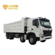 Standard exporting packing sinotruk howo 8x4 used mack dump truck for sale