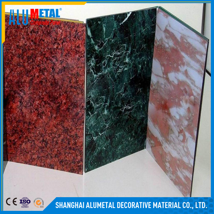 Granite ACP aluminium plastic composite panel