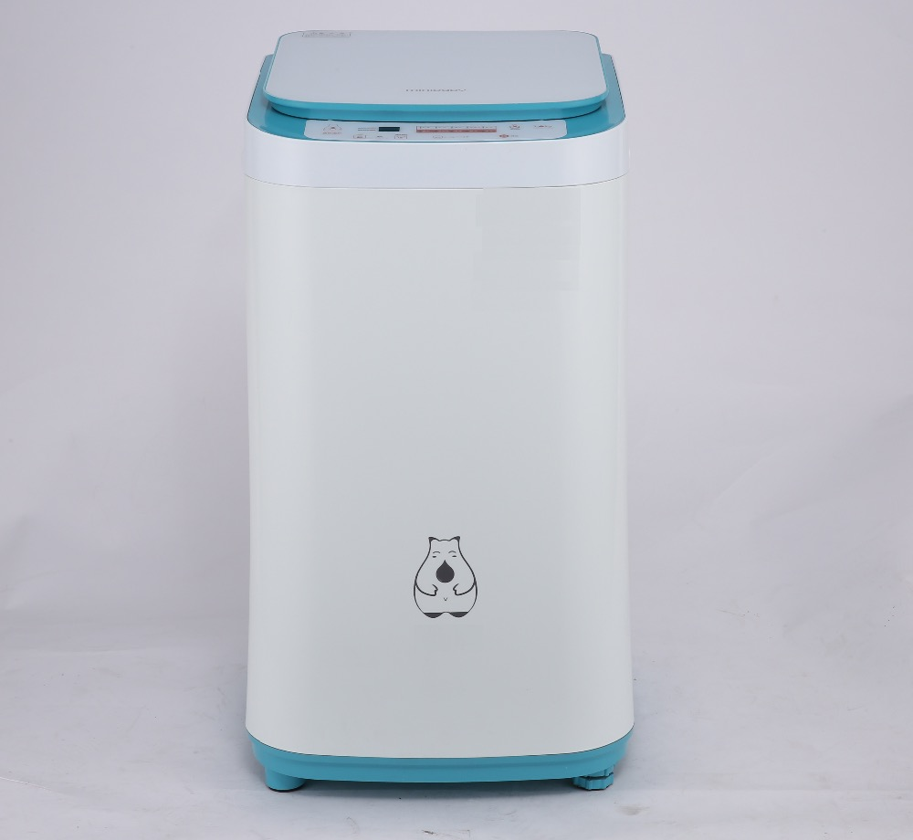 Fully automatic baby clothes underwear UV sterilization Portable Compact Washing Machine 3.5kg 4.0kg Spin Dryer Laundry washer