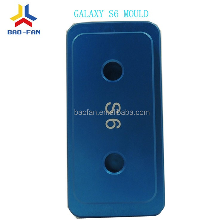 Best selling 3D sublimation printing tools for Samsung galaxy S6 phone case
