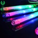 Custom Neon Color Flashing Glow Tube Stick, LED Light Sticks, Led Glow Stick With Logo