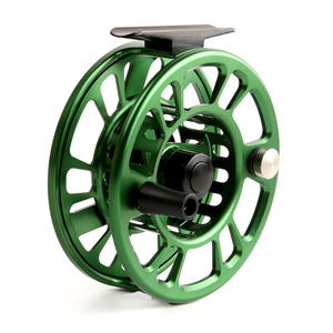 Fishing reel custom production High Quality Cheap Various Materials CNC Waterproof Fly Fishing Reel Parts Manufacturer From Chin