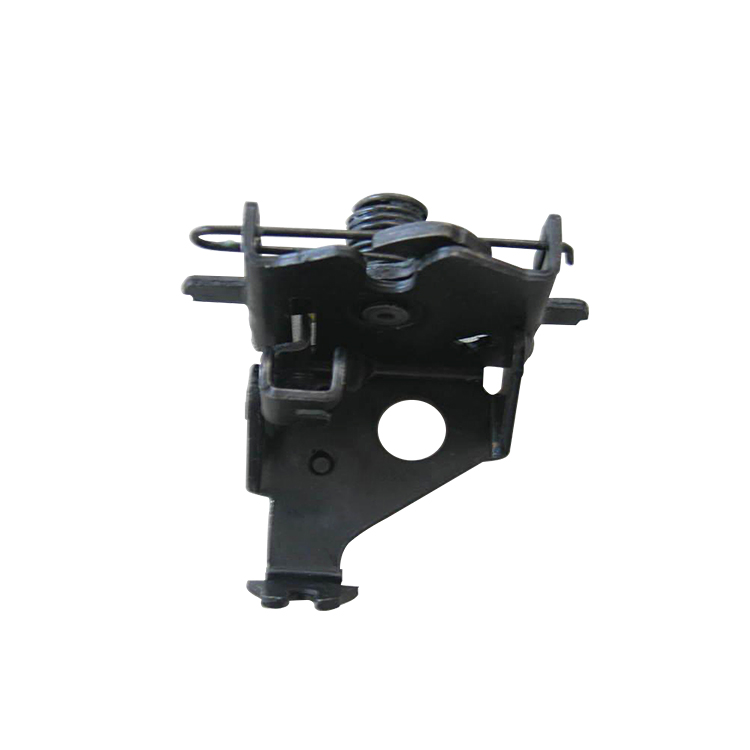 Hot selling fixed bumper truck cab front panel lock for hino