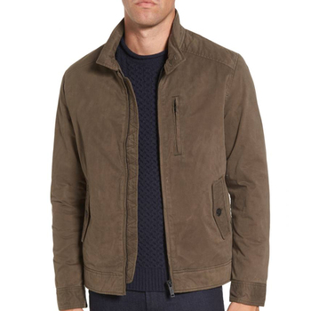 150718c34769 mens cotton cargo military jackets with stand button collar handsome  durable cotton twill jacket
