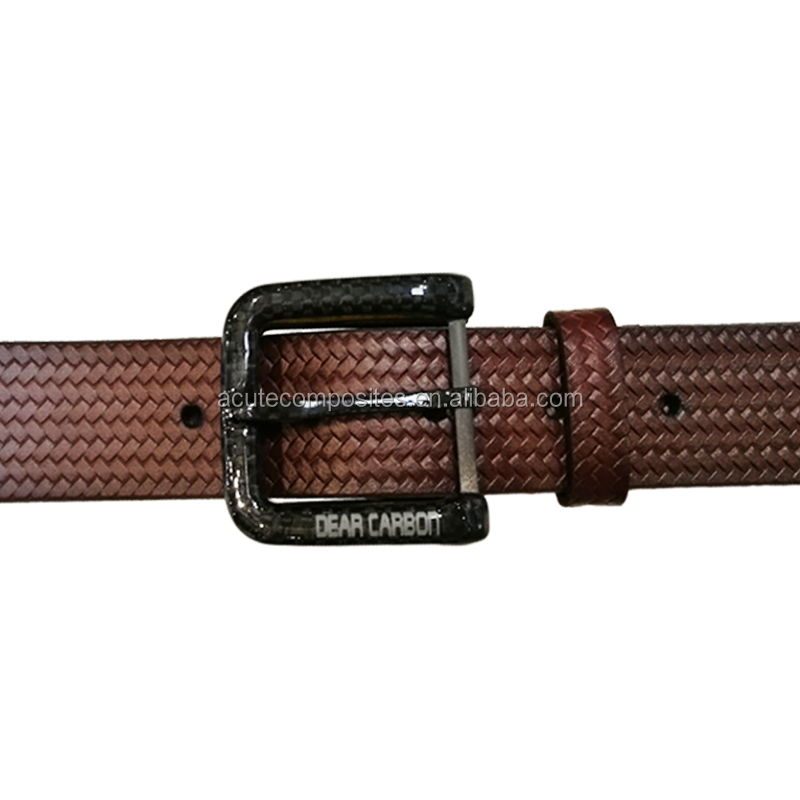 e51f896f1a Various Styles High Grade 100% Cowhide Genuine Leather Belts Carbon Fiber  Buckle Belts For Man and Woman