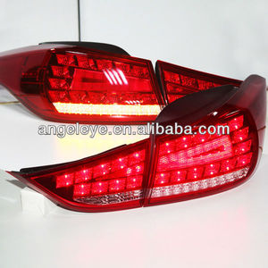 For Hyundai Elantra Avante i35 MD 11 Replacement LED Tail Lamp Light 2011-2014 year