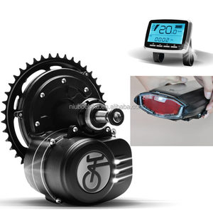 350w TSDZ2 Central Motor electric bicycle motor