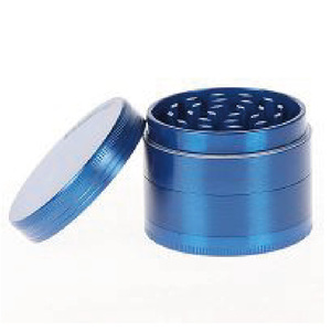 "4 Chambers 2"" Herb Grinder With Pollen Catcher"