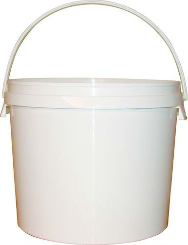 white plastic paint barrels/pails/buckets,plastic bucket for paint