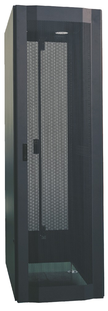 "600W 19""22-47U Data Center YF-EM-TY1 Series Network Cabinet with high vented arch front door+reliable structure"