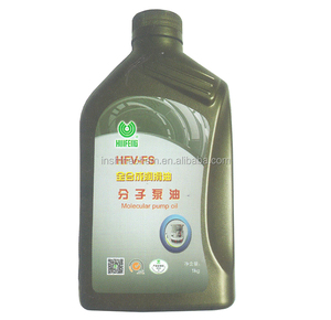 pump oil/grease/fluid for PVD Coating machine Turbo molecular Vacuum Pump