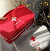Outdoor camping emergency medical kit bag travel first aid kit household set drug bag