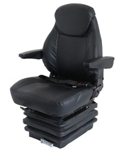 Deluxe suspension marine boat operator seat, yacht boat spare parts