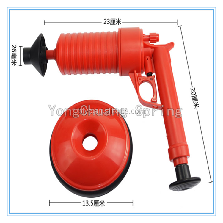 2018 Lucht blaster ontstopper/afvoer cleaning tools/piping baggerschip in China