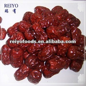 Dried food red date