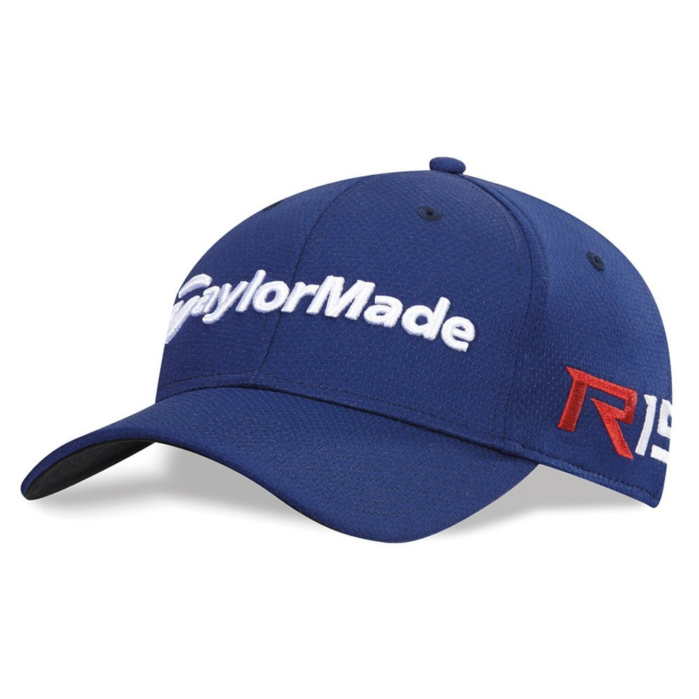 53cd4e88f2e Buy NEW TaylorMade R15 Aero Burner Tour Cage Navy Blue Fitted L XL ...