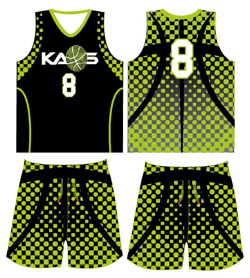 Design A Basketball Uniform 80
