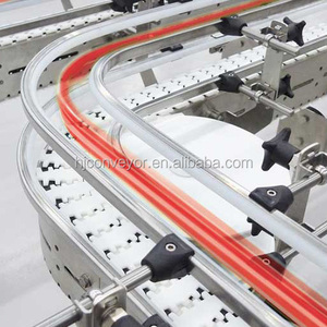 Multiflex Chain Case Conveyor for Milk Juice Box Transmission