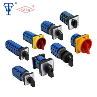 cam operated dip rotary switch or waterproof rotary switch