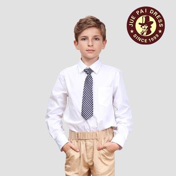 91eac0395420f Uniforme Escolar Blanco Camisas Y Pantalones Kaki Para Niños - Buy ...