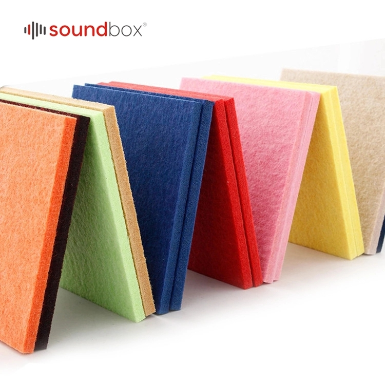 Sound Dampening Polyester Fiber Acoustic <strong>Panel</strong>