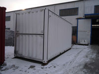 well-designed prefabricated movable luxury container house