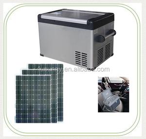 Energy saving 12v solar power mini fridge, freezer, refrigerator for Africa  market