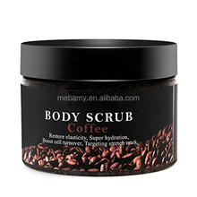 Natural extract Organic Coffee Body Scrub With Coconut