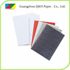 popular glitter paper corrugated paper card for Children DIY