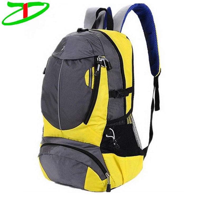 China Supplier Offers Backpack Advertising Bag Outdoor Backpack For Hiking