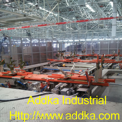 Vehicle Assembly automation line design and make
