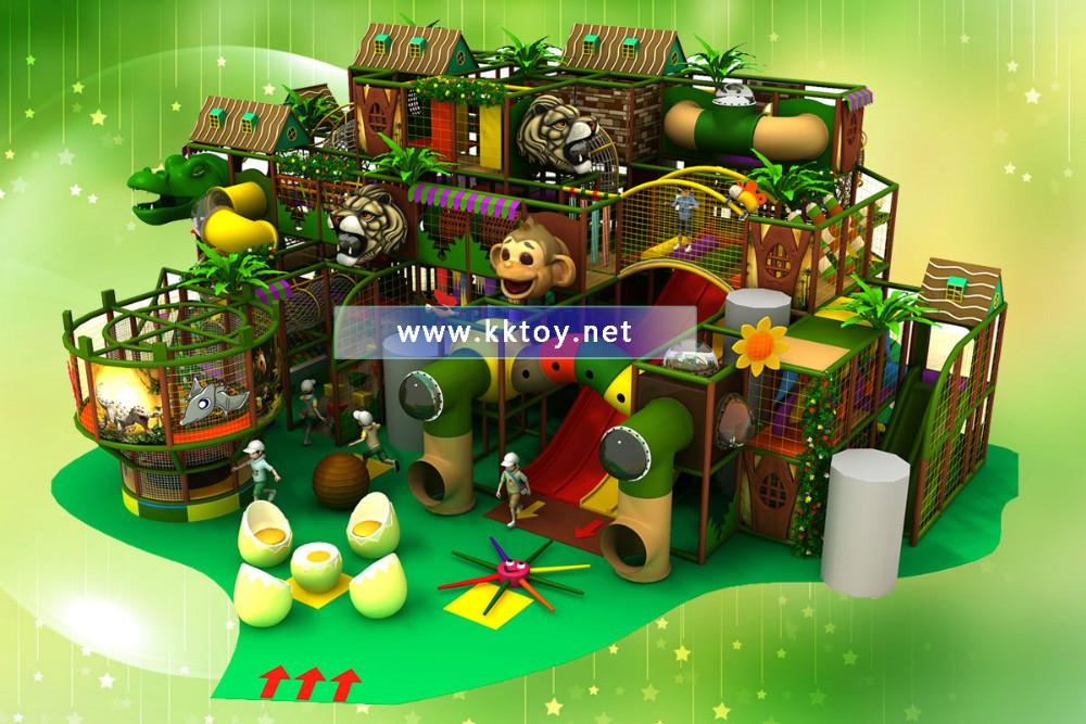 diseo de aduanas para los nios parque infantil parque interior con muchos juguetes y pisos
