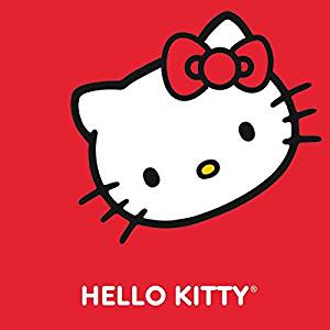 3bcf2df8f Get Quotations · Hello Kitty Lifeproof fre iPhone 5&5s Skin - Hello Kitty  Cropped Face Red Vinyl Decal Skin