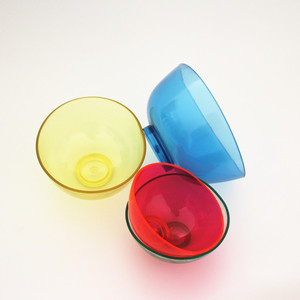 Dental Plastic Colored Many Sizes Mixing Bowl/Cup
