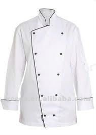Smart design executive chef uniform