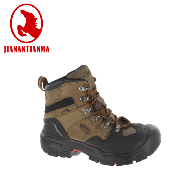 steel Professional boots work toe S3 military boots Industrial safety woodland ROvpO