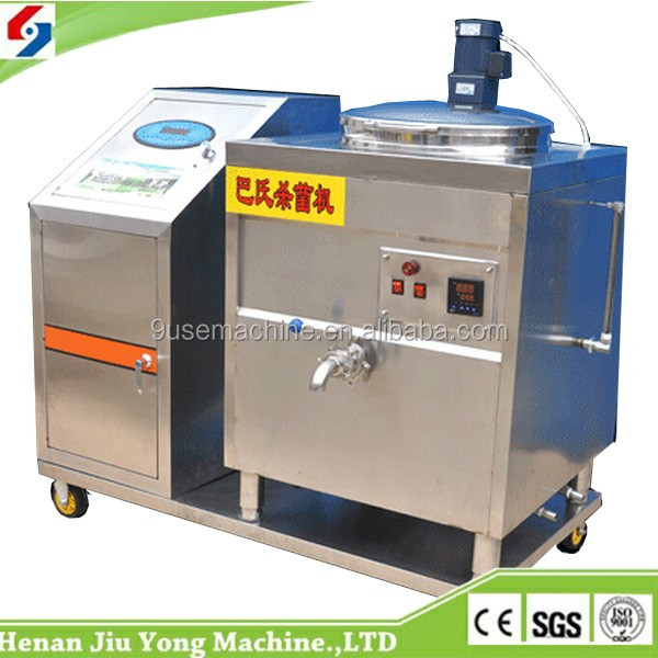 Henan CE approval fresh juice/milk pasteurizer