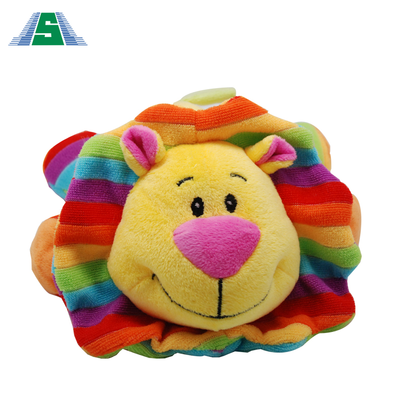 Plush toys for colorful kids animals with wholesale price