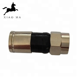 Free sample rg11 F connector price