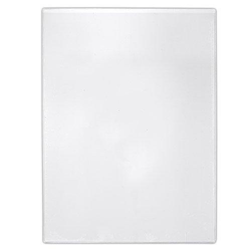 "StoreSMART - Valuable Document Holder: 8 1/2"" x 11 1/2"" - Clear Plastic - 25 Pack - PE1009S-25"