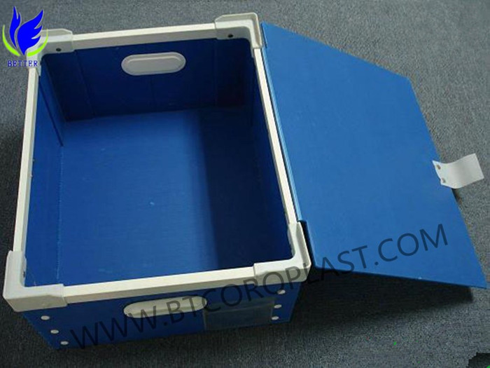 Best price Custom Corrugated Plastic moving boxes