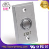 Access control door release push switch exit button