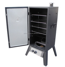 Professionele Zwarte rvs houtskool <span class=keywords><strong>bbq</strong></span> grill <span class=keywords><strong>Roker</strong></span> voor koop